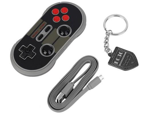 8Bitdo NES30 PRO Wireless Game Controller