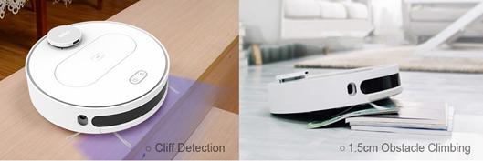 Automatic Robotic Vacuum Cleaner