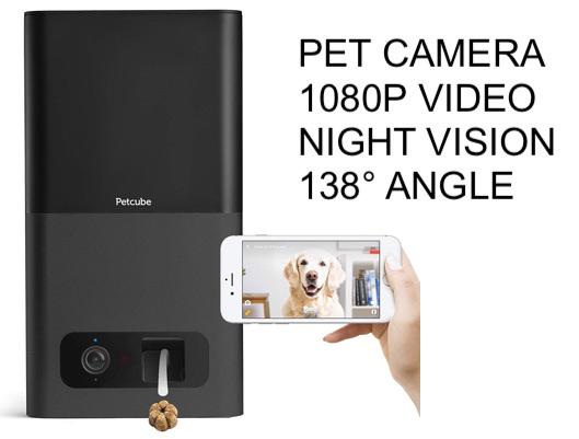 best Night Vision HD 1080p Pet Camera