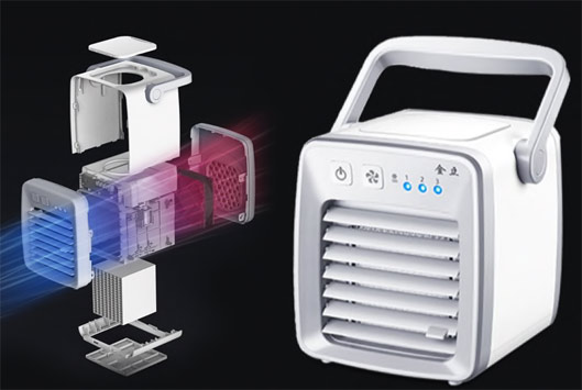 Best selling Portable USB Charging Mini Air Conditioner