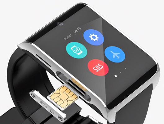 Big Screen Big Memory Smartwatch Phone