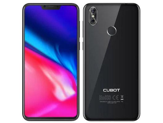 CUBOT P20 4G Phablet Promo