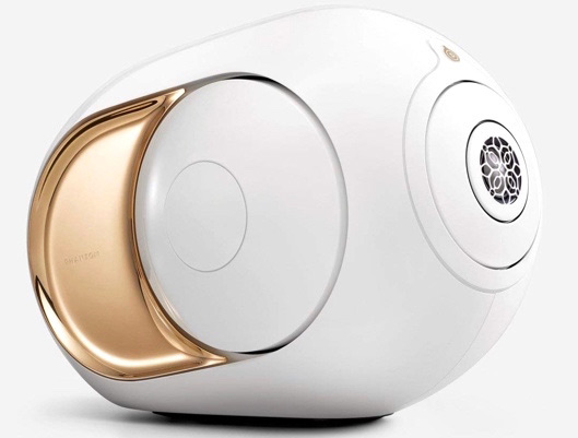 Devialet Gold Phantom Bluetooth Speaker