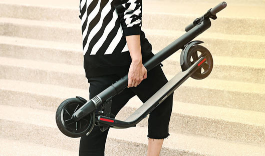 Durable Ninebot Folding Electric Scooter