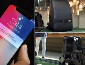 Functional Smart Backpack