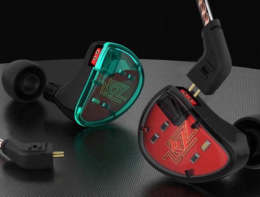 KZ In-Ear HiFi Stereo Earphones