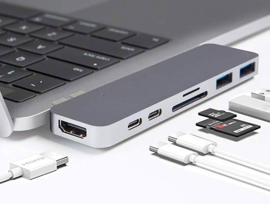 macbook Best Selling USB-C Hub Docks