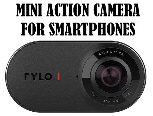 Mini 360 HD Video Camera
