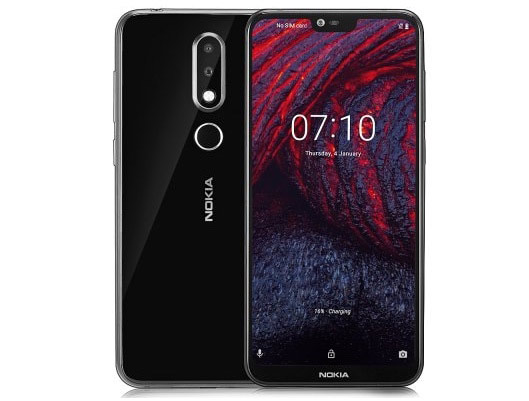 Nokia X6 Phablet International Version