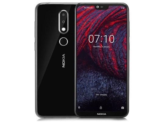 Nokia X6 Phablet International Version
