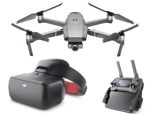 Premium RC Drone DJI Mavic 2 Zoom