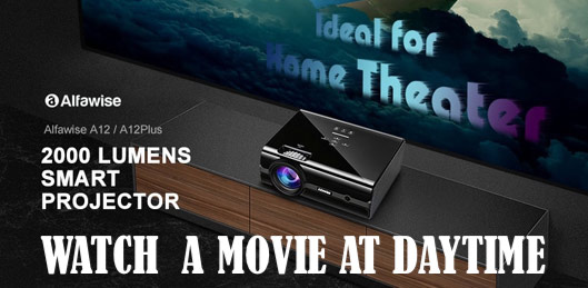 Projector For 24 Hours Home Theater