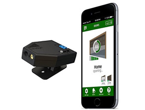 Smart gadget to control garage