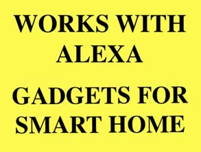 Smart Home With best Smart Gadgets