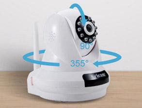 Sricam 1080P Night Vision IP Camera Discount