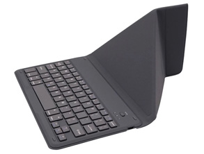 Tablet Case With Bluetooth Keyboard