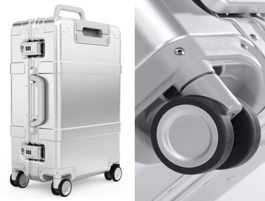 Xiaomi 90FUN 20 Inch Aluminum Suitcase