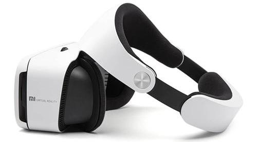 Xiaomi VR Headset with 9-Axis Inertial Motion