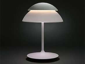 Philips Smart LED Table Lamp with Voice Control Specs & Deal