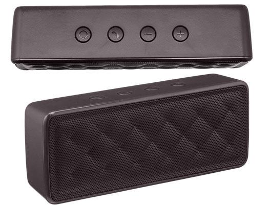 Amazonbasics Bluetooth Speaker For Traveling