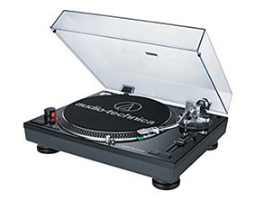 Audio-Technica Best Selling 3 speeds Direct-Drive Turntable