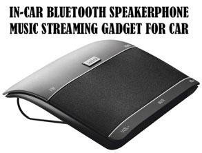 Best Music Streaming Bluetooth In-Car Speakerphone