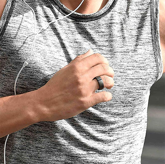 Best Selling Ring Fitness, Sleep and Heart Rate Tracker