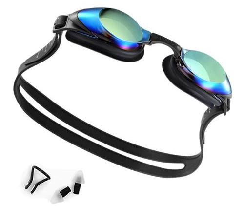 Best Selling Colorful HD Swimming Goggles