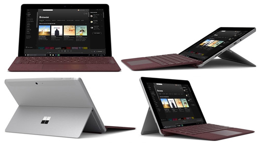 Best selling Microsoft Surface Go 2 in 1 Tablet