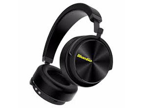 Bluedio T5 Noise Cancelling Bluetooth Headphones