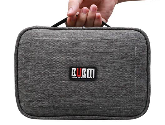 BUBM Travel Gadgets Storage Bag