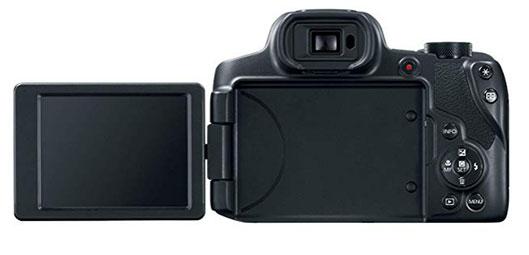 Canon Powershot SX70 65x Optical Zoom Lens Digital Camera