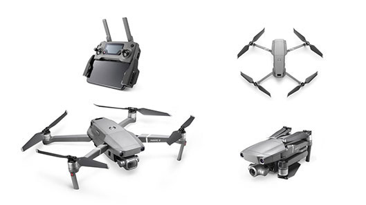 New DJI MAVIC 2 Zoom RC Drone Specs, Discount Best Deals