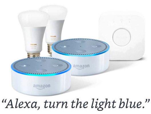 Echo Dot Alexa Voice Control Smart Speaker
