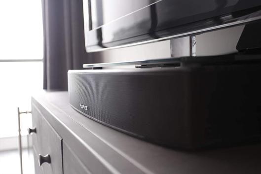 Fluance AB40 3D Surround Sound Soundbase Home Theater
