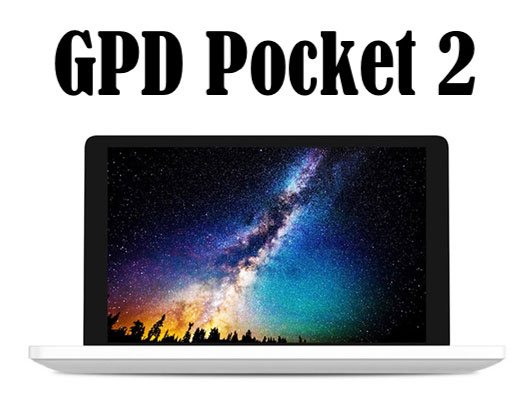 GPD Pocket 2 best mini gaming laptop
