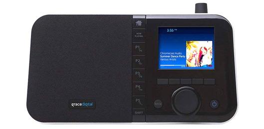 Grace Digital Mondo Wireless Smart Speaker