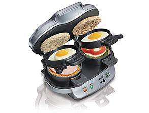 Best Selling Hamilton Breakfast Maker Fast Sandwich Maker