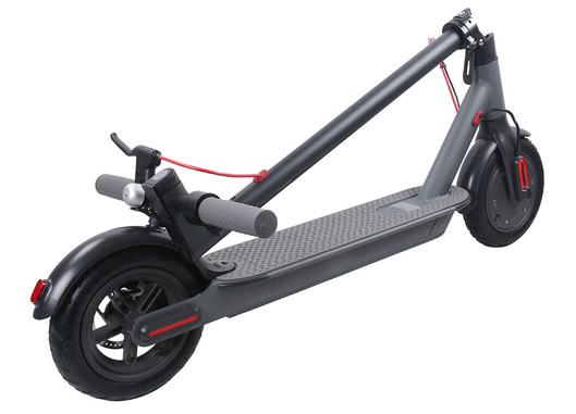 HR-15 Shockproof Folding Electric Scooter