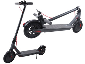 Two Wheels Shockproof Folding Electric Scooter