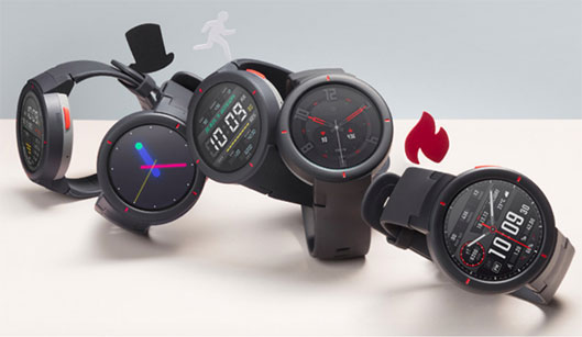Xiaomi Huami AMAZFIT 3 AMOLED Screen Smartwatch