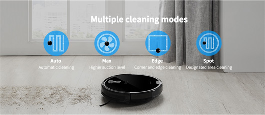 iLife A8 Smart Robot Vacuum home cleaner