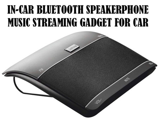Jabra Freeway Bluetooth In-Car Speakerphone
