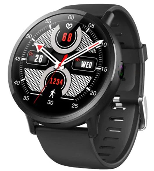 LEMFO LEM X 2.03 inch Sports & Business 4G Smartwatch Phone