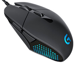 Logitech Prime Wired Optical Gaming Mouse