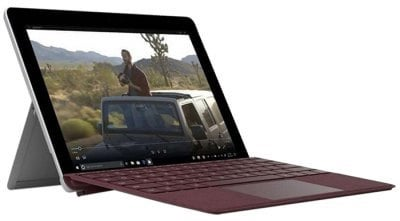 Microsoft Surface Go 2 in 1 Tablet review