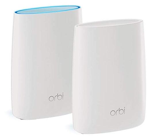 NETGEAR Orbi Fast Whole Home Mesh WiFi System
