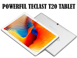 New Powerful 4G Phablet Teclast T20