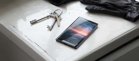 Nokia 8 Sirocco 4G Phablet international version