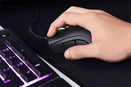 Razer Ergonomic Design 6400 Adjustable DPI Gaming Mouse